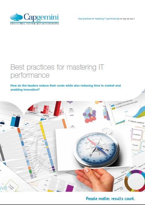 Organisationer kan frigöra upp till 37 % av sin IT-budget till innovation