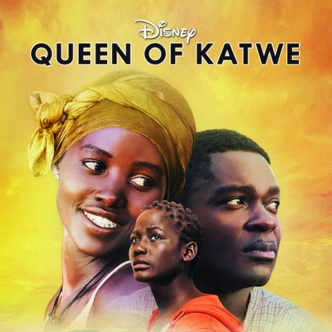 "Lindesbergs Filmstudio presenterar ""Queen of Katwe"""