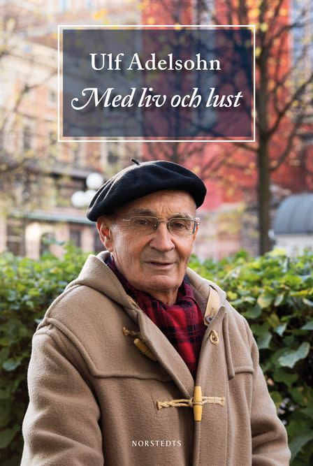 Ulf Adelsohn besöker författarscenen hos Akademibokhandeln Mäster Samuelsgatan