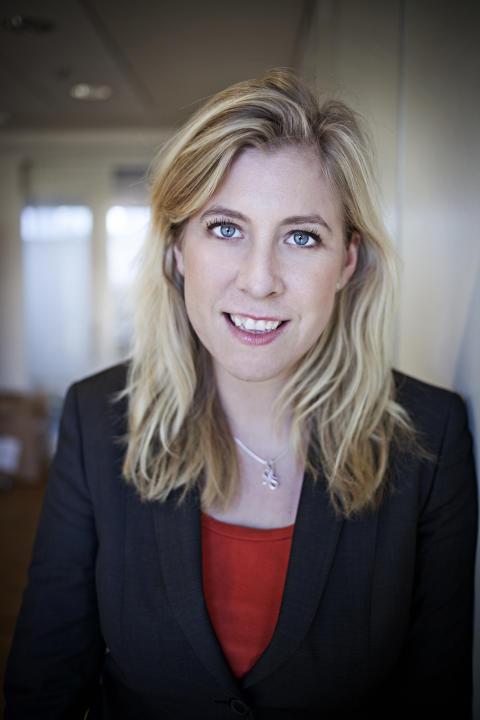 Agnes Andersson nominerad till Årets Affärsnätverkare 2012!