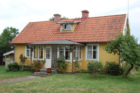 Stuga på Öland