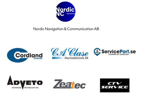 NordicNC (Nordic Navigation & Communication AB) går samman med Zeatec Group AB och CTV Service AB