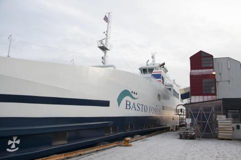 Zenitel Bastø VI - 9