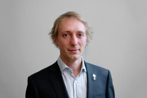 Simon Elsässer – Ragnar Söderbergforskare i medicin 2016