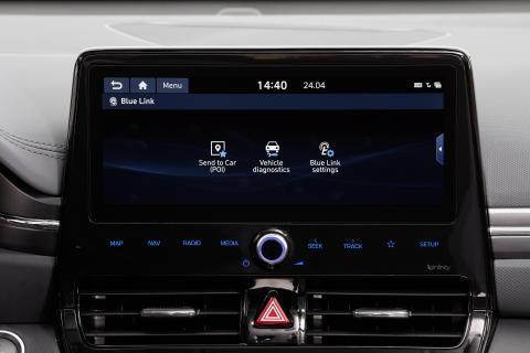 Nye Hyundai IONIQ electric. Foto: Hyundai