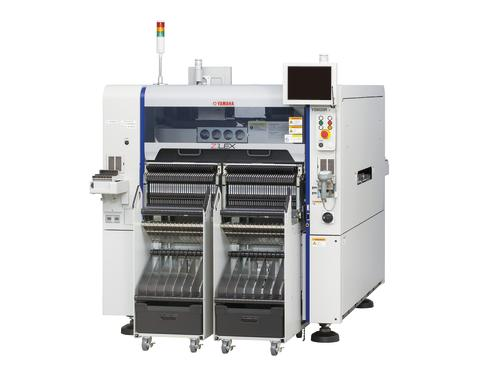 "Announcing High-end High-efficiency Modular Z:LEX YSM20R All-around surface mounter with enhanced ""1-head solution"" and achieving the world's fastest mounting speed in its class"