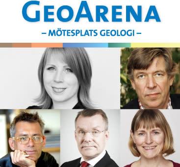PRESSINBJUDAN: Geologisk konferens med start i morgon 16 oktober