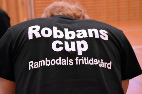 På sportlovet hålls den 18:e upplagan av Robbans Cup