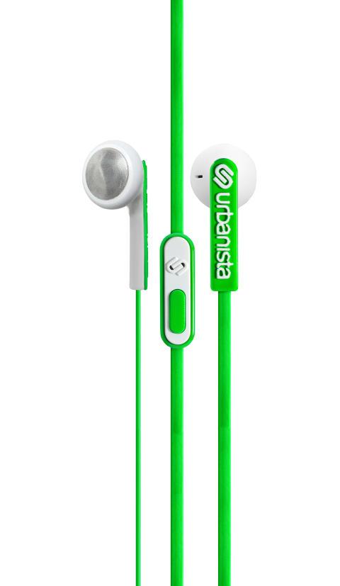 Urbanista Oslo Crispy Apple - hanger earphone