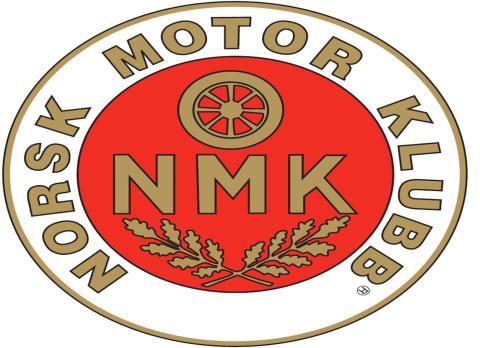 Norsk Motor Klubb logo
