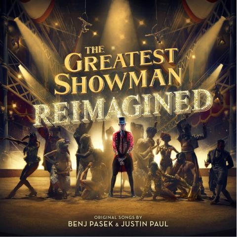 Musikken fra The Greatest Showman får ny, stjernespekket drakt