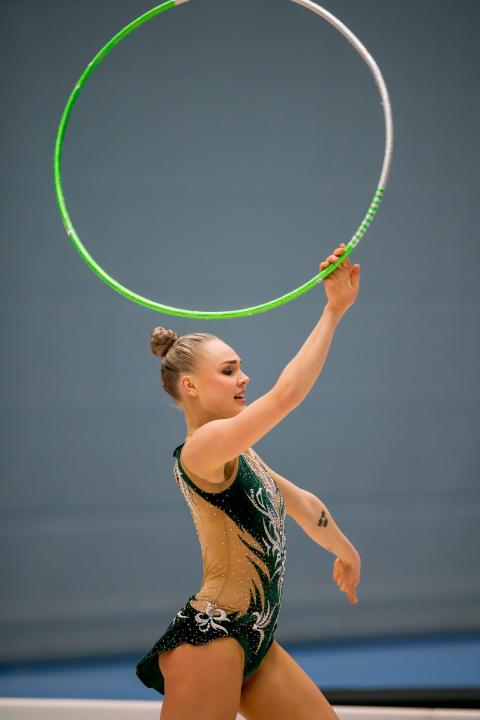 Cassandra Pettersson, NM 2020