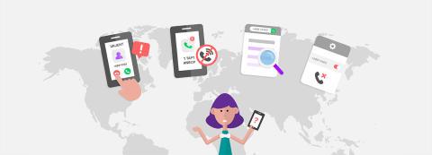 Telia blokkerer en million svindelforsøk i uken