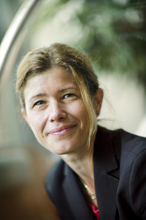 Malin Parkler ny vd för Pfizer AB