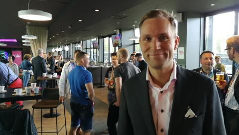 Vuoden johtaja Seinäjoella: yritys tarvitsee sytyttävän vision