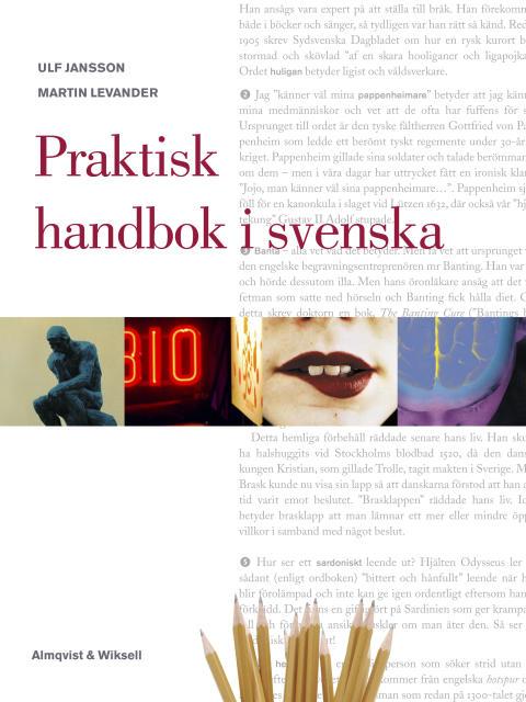 Praktisk handbok i svenska