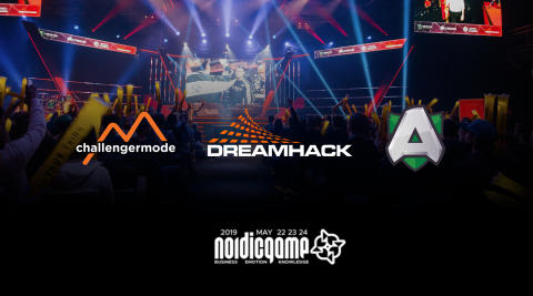 Challengermode hosts esports program at Nordic Game 19