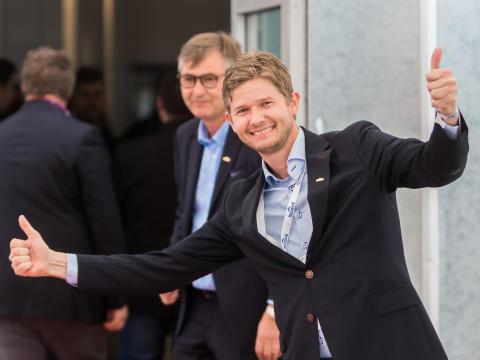 Christian Nordvik blir ny daglig leder i Nordvik AS