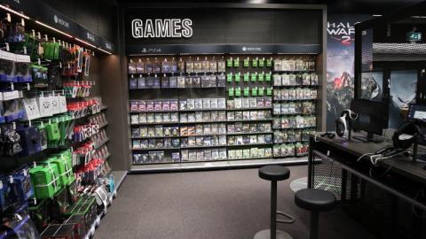 Gaming games