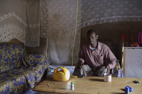 GP Batteries skapar framtidsutsikter i Afrika