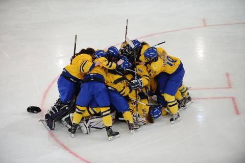 Sverige i OS-final på Eurosport 2