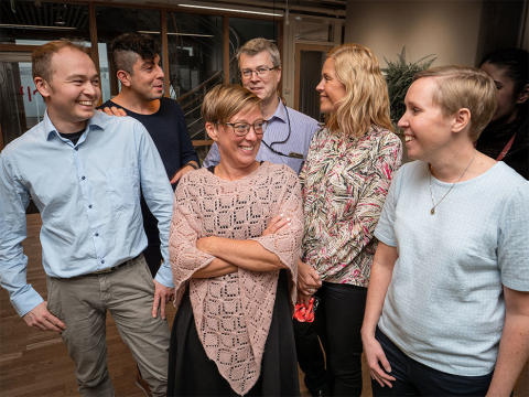 WSP bland Sveriges bästa arbetsgivare – enligt medarbetarna själva