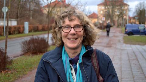 Inge Duelund Nielsen FRI ANVÄNDNING Foto: Högskolan Kristianstad