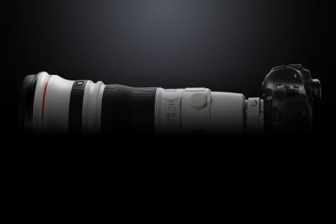 EOS 1DX_MKII EF 400mm F2.8 BK BEAUTY LEFT