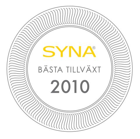 Eslöv kommun får pris för Bästa Tillväxt 2010