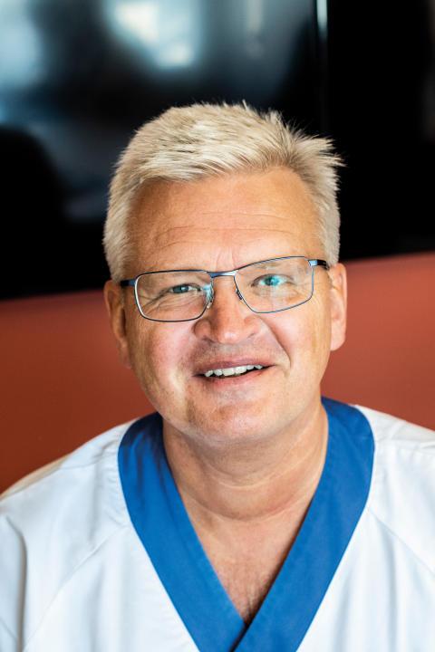 Magnus Sundbom, professor och överläkare, ansvarig för överviktskirurgi, Akademiska sjukhuset