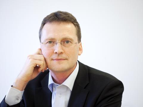 Peter Holm ny VD på Santa Maria
