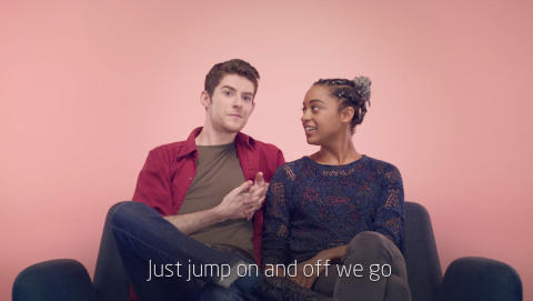 Virgin Trains launches cheeky campaign to demonstrate why taking the train is a far better ride