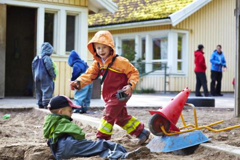 Kostnadsfri och likvärdig förskola i Västerås