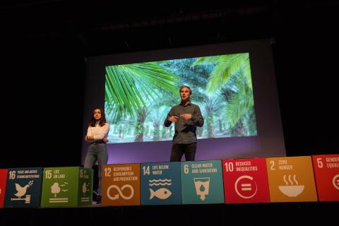 Unga i Umeå skapar framtidens hållbara samhälle