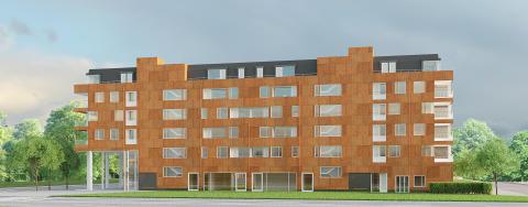 MKB-lägenheter på klassisk mark