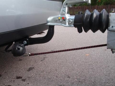 Elastowire - elastisk säkerhetsvajer för släpvagnar!