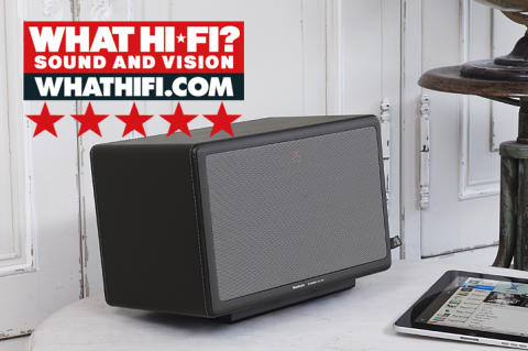 AUDIO PRO ALLROOM AIR ONE  - Testvinnare igen i brittiska What HiFi?!