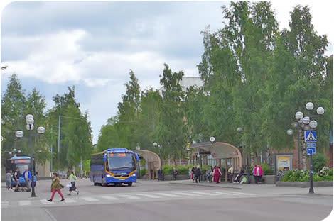 Annorlunda process inför ombyggnad av Vasaplan i Umeå