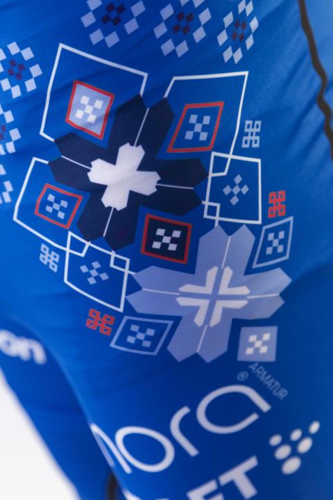 IFK Moras nya klubbdräkt från Craft Sportswear