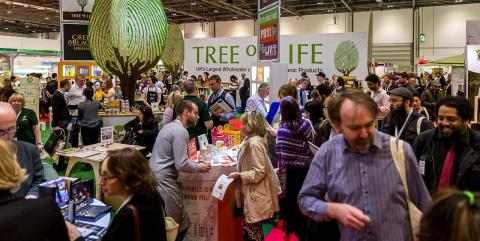 Visitor registration opens for Natural & Organic Products Europe 2017