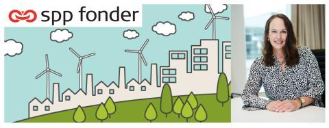 SPP lanserar ytterligare klimatsmart aktiefond