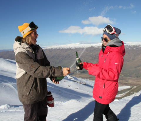 Snowboard: Verdenscupen åpnes i New Zealand denne uka