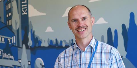 Kiillon tuotekehityspäällikkö Juha Issakainen Finnclean PRO:ssa: EU biosidilainsäädännön muutos