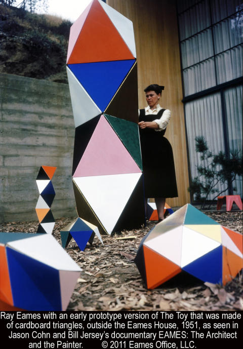 Eames the architect and painter/Ray Eames