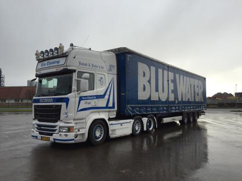 Ny Ecolution by Scania til Kim Thulstrup