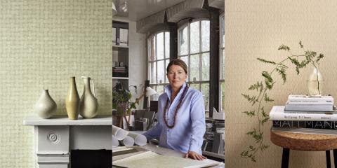 ATMOSPHERES – Ilse Crawfords första tapetkollektion