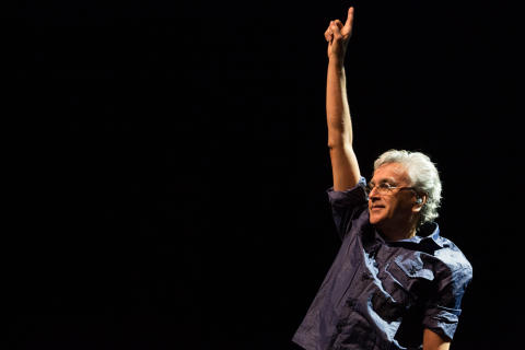 Caetano Veloso för första gången i Sverige 24 maj, Stockholms Konserthus
