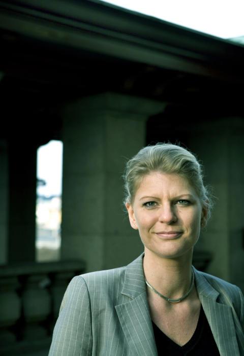 Anna Rosengren utsedd till ny vd för Folkteatern i Göteborg