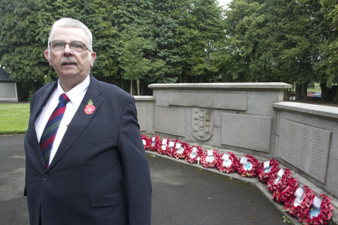 Mid and East Antrim to hold a special Service of Remembrance for D-Day Veterans