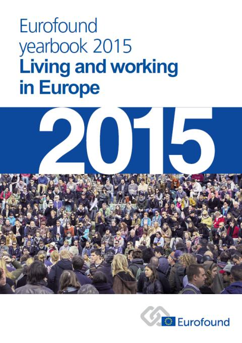 Front Cover: Living and working in Europe 2015